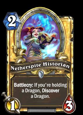 Dreadkill S Dragon Army Hearthstone Decks Card Game