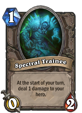 Spectral Trainee
