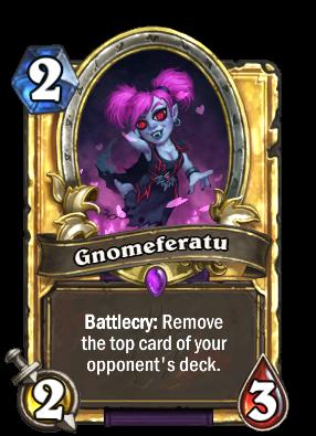 Image result for golden gnomeferatu