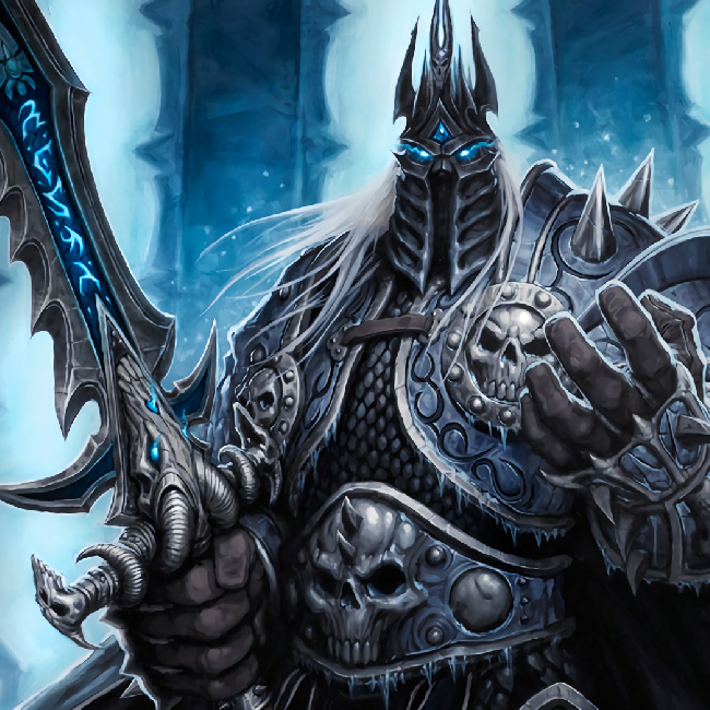 The Lich King Boss Guide The Frozen Throne Frozen