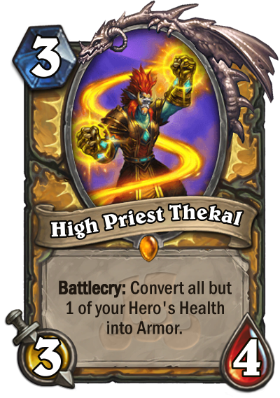 Image result for high priest thekal